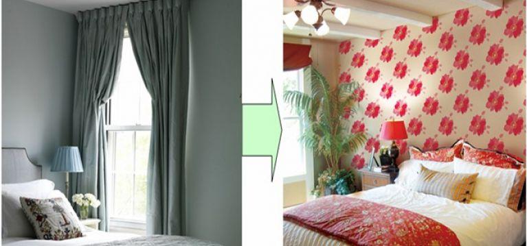 Xu hướng giấy dán tường thay thế sơn tường