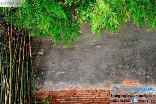 Tranh Dán Tường Thiên Nhiên