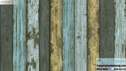 giấy dán tường giả gỗ xưa, giấy dán tường giả gỗ mốc
