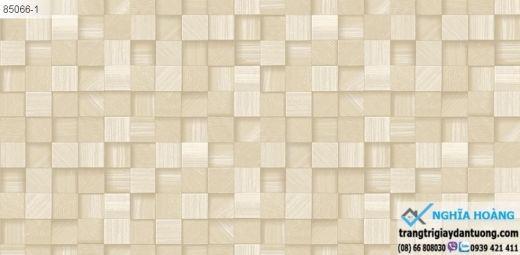 giấy dán tường giả gỗ vuông, giấy dán tường gỗ khúc