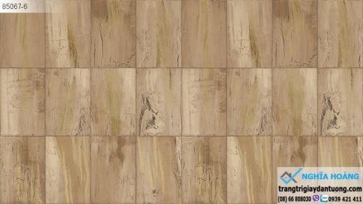 giấy dán tường giả gỗ vuông, giấy dán tường giả gỗ