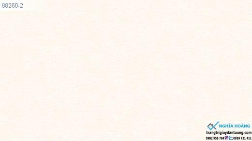 Giấy Dán Tường Regina - mẫu giấy trơn, màu kem, đơn giản