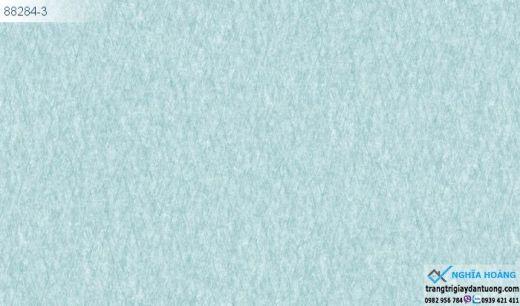 Giấy Dán Tường Regina - dạng trơn, sọc dọc, dạng gân, màu xanh