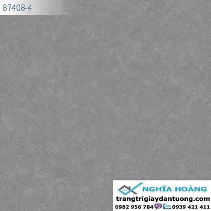 Giấy Dán Tường Lohas - mẫu bê tông, mẫu xi măng, màu xám