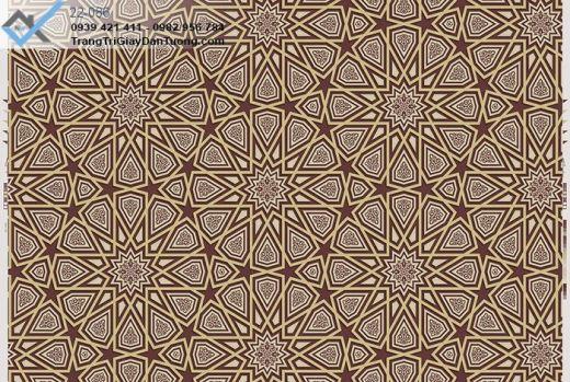Giấy Dán Tường Piedra - Mẫu giấy đường nét hoa văn