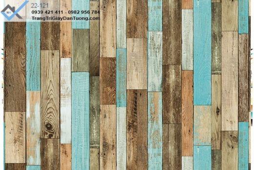 giấy dán tường giả gỗ mục, giấy dán tường giả gỗ xưa