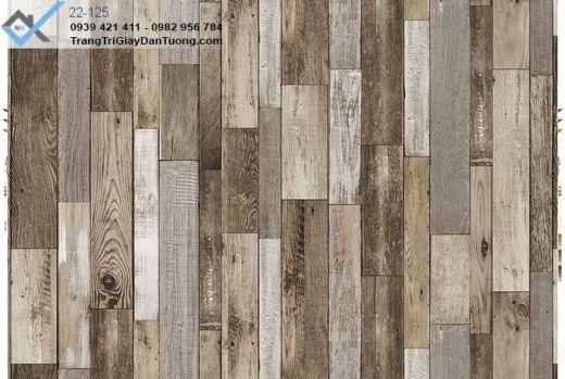 giấy dán tường gỗ thanh, giấy dán tường giả gỗ, giấy giả gỗ miếng