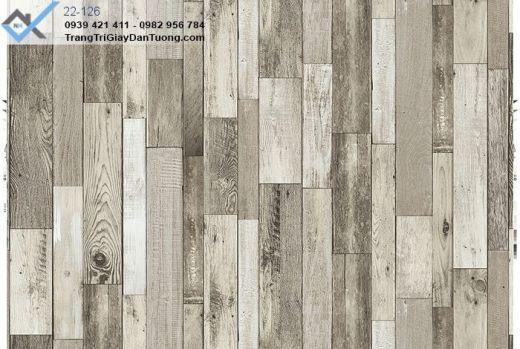 Giấy Dán Tường Giả Gỗ, giấy dán tường gỗ miếng