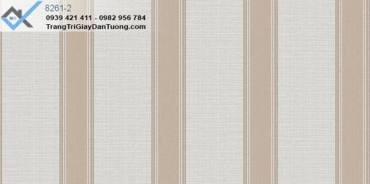 giấy dán tường sọc bản lớn, giấy dán tường sọc trơn
