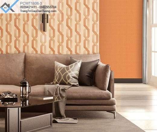 Giấy dán tường 3d-giấy dán tường phòng khách