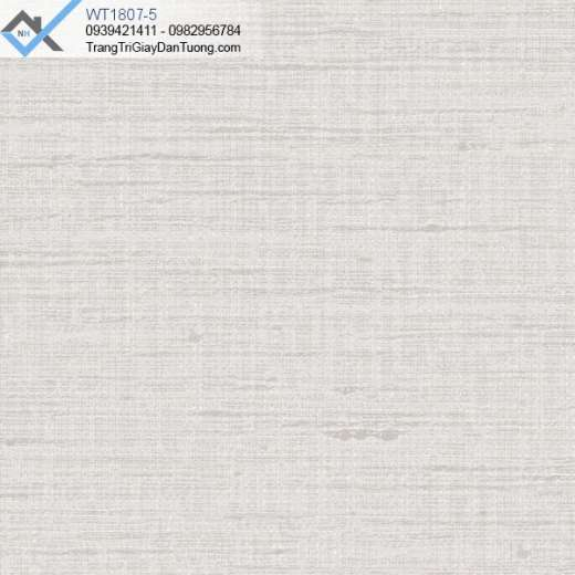 Giấy dán tường dạng vải-giấy dán tường vân ngang