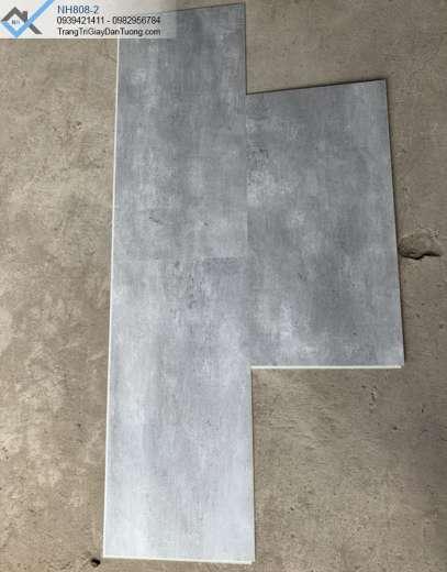 Sàn nhựa giả bê tông-sàn nhựa màu xi măng