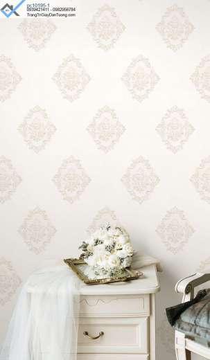 Giấy dán tường hoa văn cổ điển