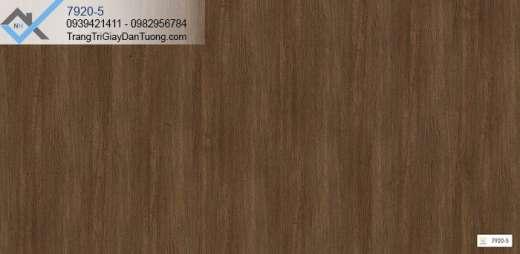 Giấy giả gỗ dán tường