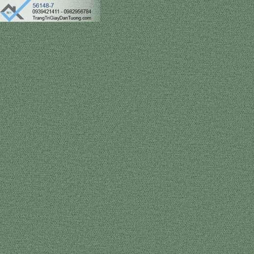 Giấy dán tường màu xanh rêu