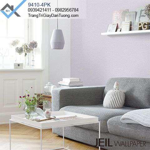 Giấy dán tường điểm nhấn sofa