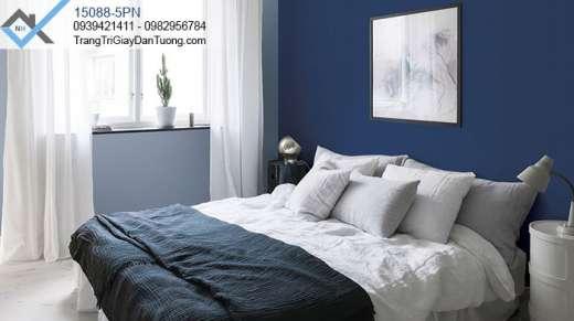Giấy dán tường điểm nhấn đầu giường